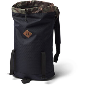 Columbia Classic Outdoor Sac à dos 25l, black triangle rip stop/camo lining